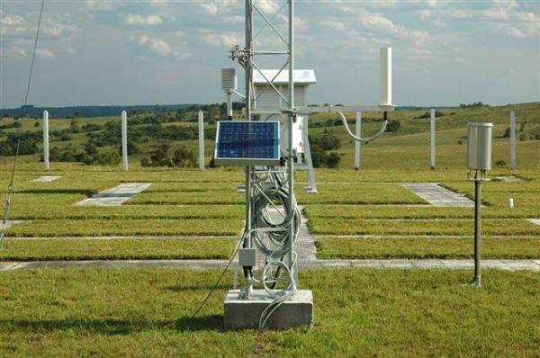 estação meteorologica