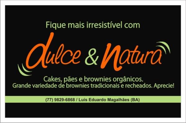 DULCE & NATURA BLOG p