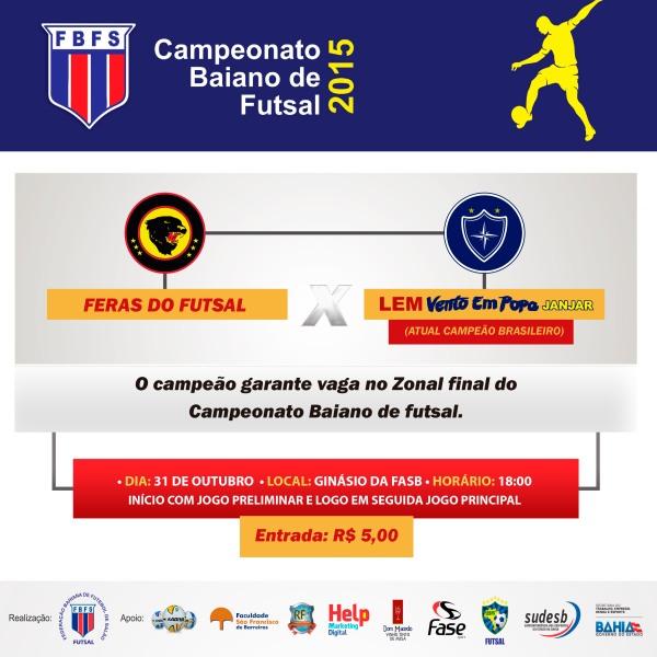 campeonato BAIANO PADRÃO