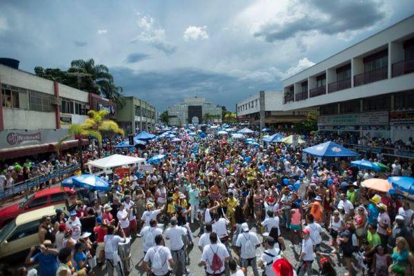 Pacotão encerra a festa na terça-feira de carnaval, na 404 Sul.