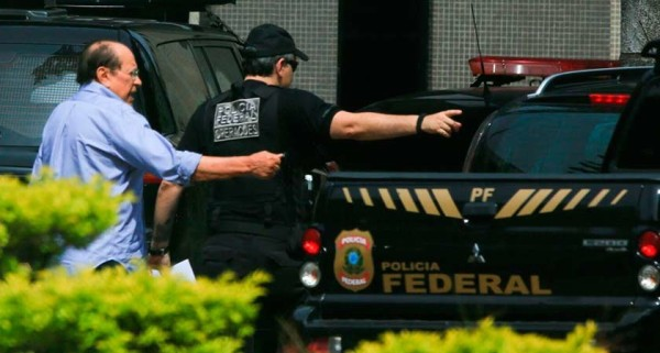 Polícia Federal prende cartelistas em dezembro. Foto de Rafaela Felicciano/Metrópoles