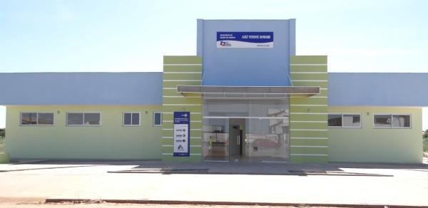 A inauguração da ESF Luiz Yoshio Shirabe, no bairro Cidade Universitária, acontece nesta terça-feira, 29, às 17h