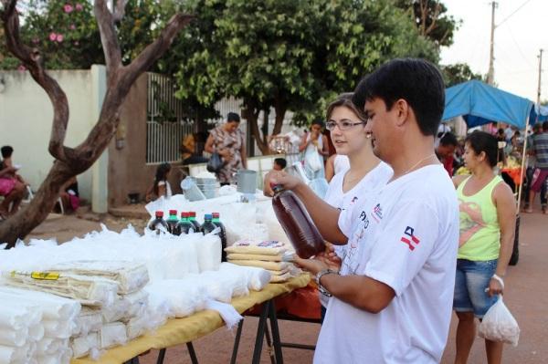 A ação faz parte do projeto Alimento Seguro da Secretaria Municipal de Agricultura