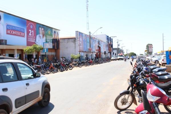 A partir de amanhã, Avenida Barreiras terá sentido único, da Rua Paraíba sentido Avenida Salvador