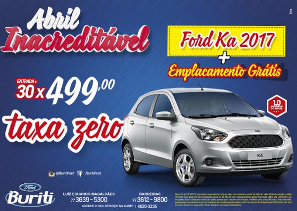 Ford ka 2017