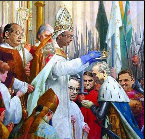 liturgia do golpismo