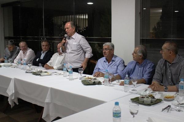O vice-governador, João Leão
