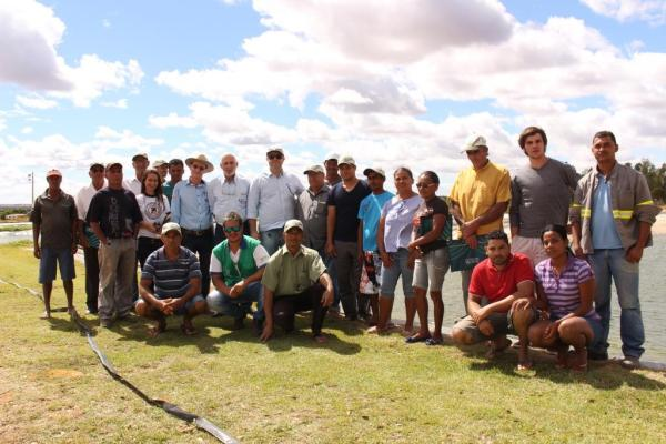 O objetivo do curso é o fortalecimento da atividade de piscicultura em Luís Eduardo Magalhães