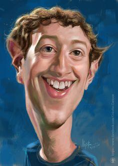 Zuckerberg by Nop