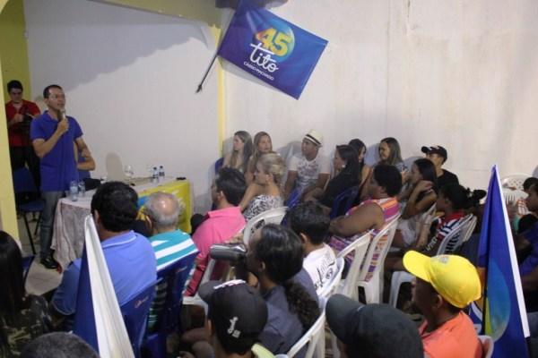 2 Tito Reunião Barreirinhas
