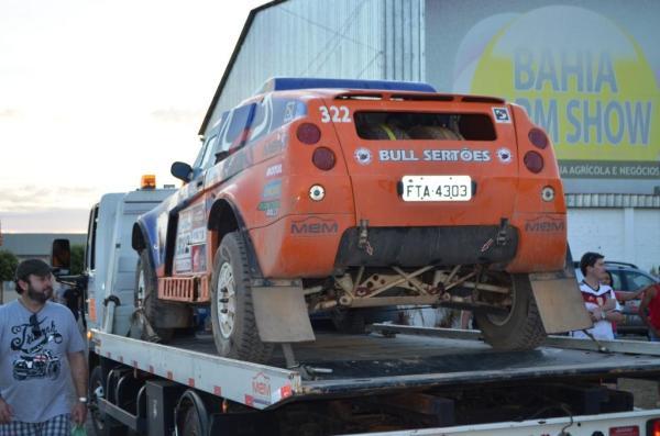 Chegar em cima de um caminhão é compromisso com a recuperação do próximo dia.