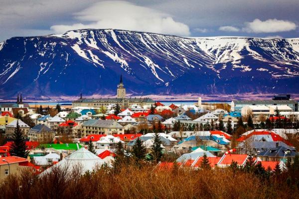 Reykjavik, a capital
