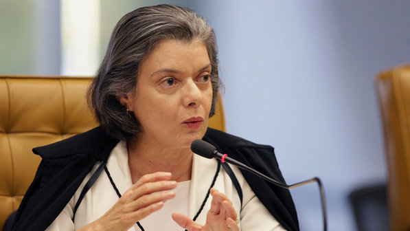 Carmem Lúcia: voto de Minerva