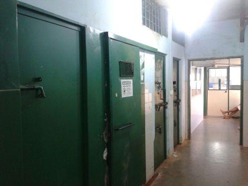 Custódia do Complexo Policial de Barreiras