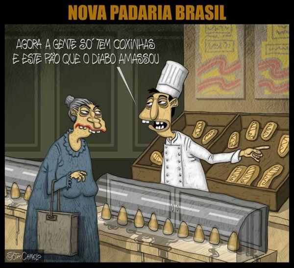 Resultado de imagem para Jota Camelo charge Flavio Bolsonaro