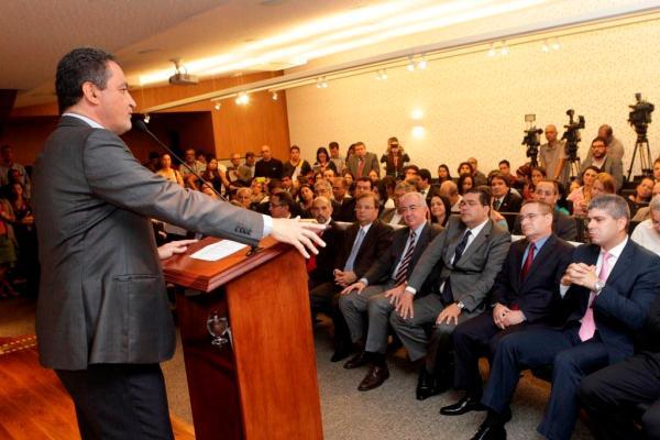 Governador doplomado Rui Costa, anuncia novo secretariado