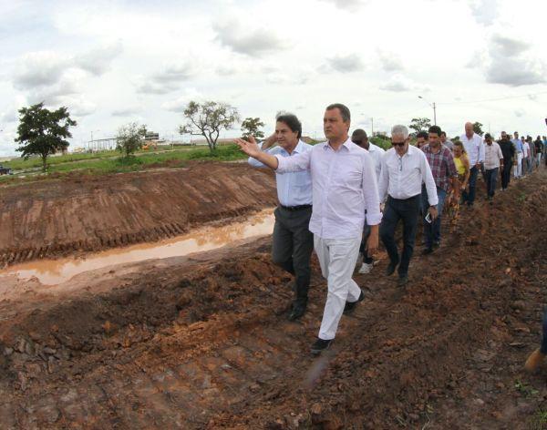 Fotos de Manu Dias, da comunicação do Governo.