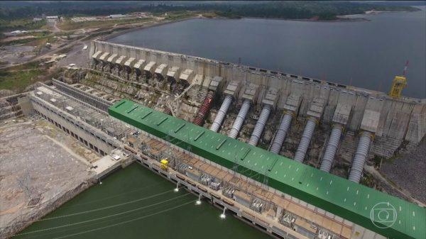 Resultado de imagem para incêndio na Usina de Belo Monte