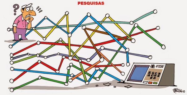 Resultado de imagem para enquetes e pesquisa eleições